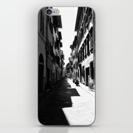 Two Sides Of A Street iPhone Skin
