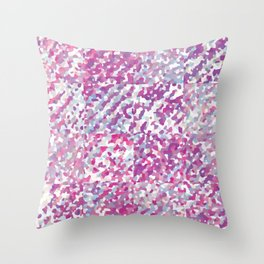 Berry Delight (Squares) Throw Pillow