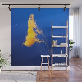 Egg Jellyfish Wall Mural