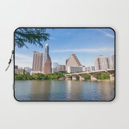 Bright Day in Austin Laptop Sleeve