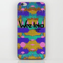 FISA! - Wezteka Union iPhone Skin
