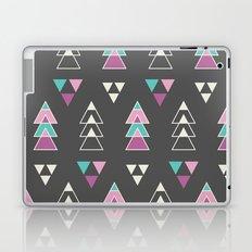 Mystic Triangles Laptop & iPad Skin