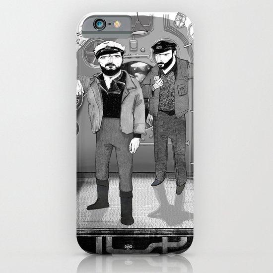 U-boat  iPhone & iPod Case