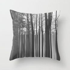 Loading nature Throw Pillow