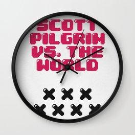 Scott Pilgrim vs. The World Wall Clock