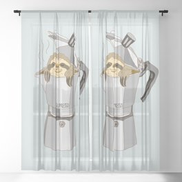 Slopresso Sheer Curtain