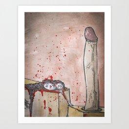 Composition IV Art Print