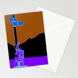 Day Hike Stationery Cards