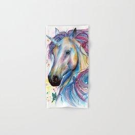 Whimsical Unicorn Hand & Bath Towel