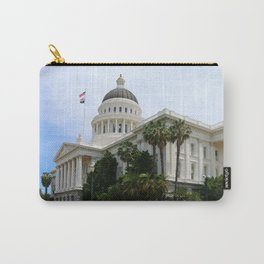 California State Capitol Carry-All Pouch