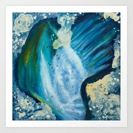 Dream of the Deep Sea Art Print