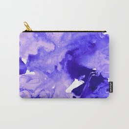 inkblot marble 7 Carry-All Pouch