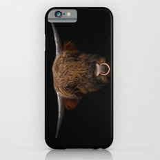 What A Load Of Bull .... Slim Case iPhone 6s