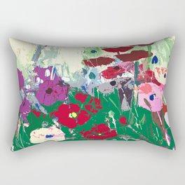 Garden Delight Rectangular Pillow