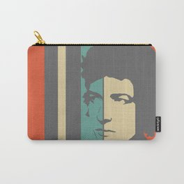 Bob Dylan Retro Homage Carry-All Pouch