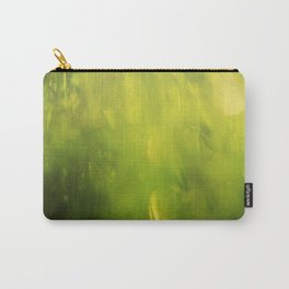 Grass Texture Carry-All Pouch
