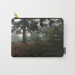 Divided In Fall (There Are No Picnics Here) Carry-All Pouch