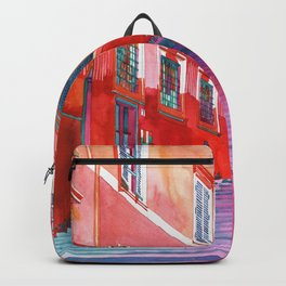 Hotel in Rome Backpack