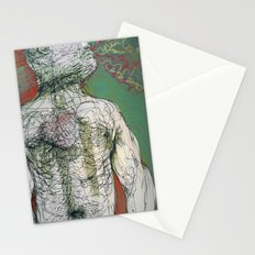 To be silent Stationery Cards