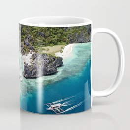 Island hopping around the Philippine Islands Coffee Mug