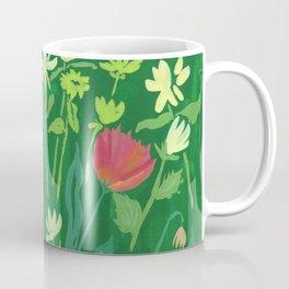 Sweet Flowers and Stems Coffee Mug
