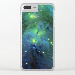 Orion Molecular Cloud Clear iPhone Case