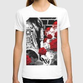 Scarlet Silence T-shirt
