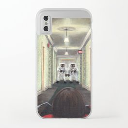 Apollo 237 Clear iPhone Case
