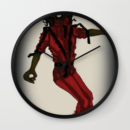Thriller Wall Clock