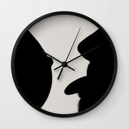 Teton Wall Clock