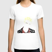 buffy the vampire slayer T-shirts featuring Spike - Buffy the vampire slayer by Rebecca McGoran