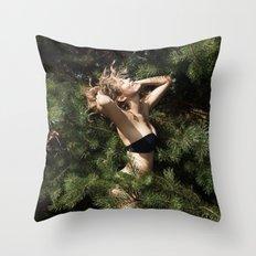 Northern Comfort Throw Pillow