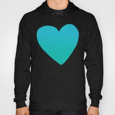 Mermaid Heart Hoody
