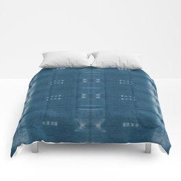 Adire mud cloth Comforters