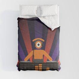 eye.lectronic trance Comforters