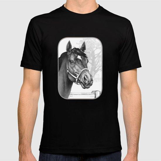 Stare of The Stallion T-shirt