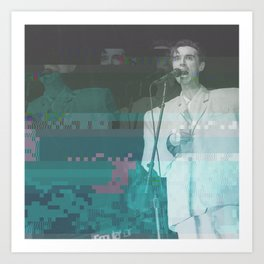 Stop Making Sense Art Print