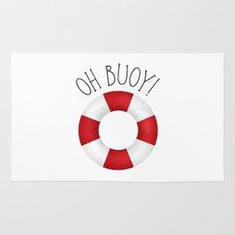 Oh Buoy! Rug