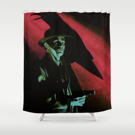 Gun 4 Hire Shower Curtain