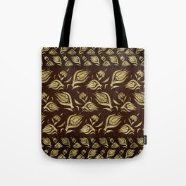 Turkish tulip pattern 6 Tote Bag