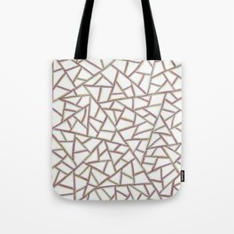 Gridlock One Tote Bag