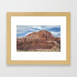 Utah Living Framed Art Print