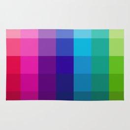 Colors Schemes Rug