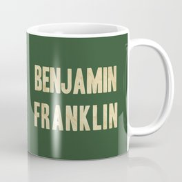BEN AND BEER Coffee Mug
