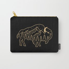Nature of the Beast (2) Carry-All Pouch