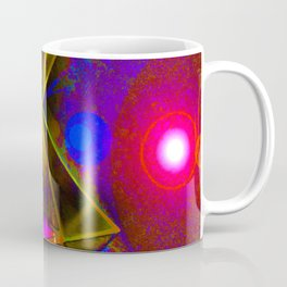 Blackhole Prism Coffee Mug