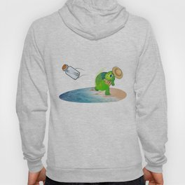 The Adventures of Mr. Turtle Hoody