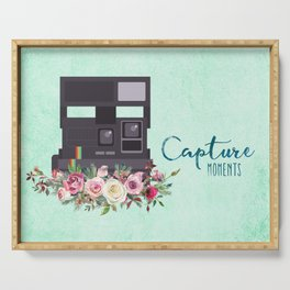 Capture moments #3 Serving Tray