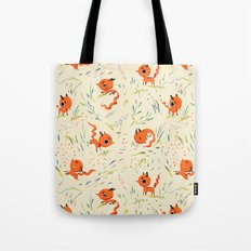 Fox Tales - The Fox Tote Bag