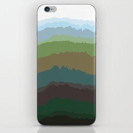 Vocalscape I iPhone Skin